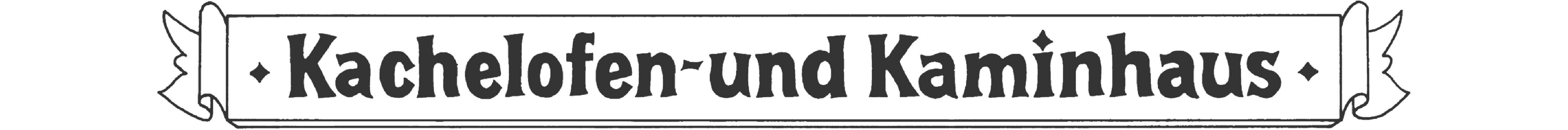 Kachelofen- und Kaminhaus Logo